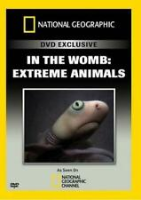 IN THE WOMB: EXTREME ANIMALS NEW REGION 1 DVD