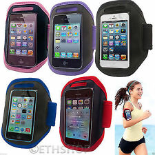 Sports Running Jogging Gym Adjustable Armband Case Cover Holder For Mobile Phone