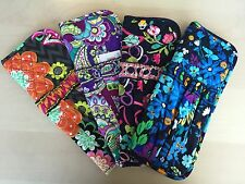 Vera Bradley Straighten Up and Curl Hair Iron Travel Cover NWT