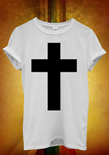 Cross Religion Priest Sister Hipster Men Women Unisex T Shirt Tank Top Vest 461