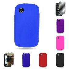 For ZTE Avail Z990 / Merit 990G - Silicone / TPU Flexible Shield Guard Case