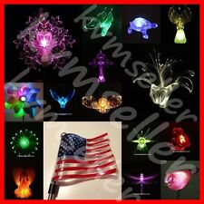 Solar Powered Garden Decor Stake Color Changing Yard LED Light