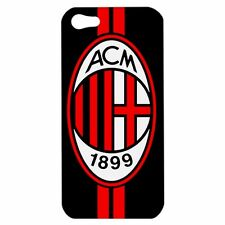 AC MILAN Apple iPhone 4 4S 5 5S 5С 6 Plus case cover Football Soccer ★★★★★