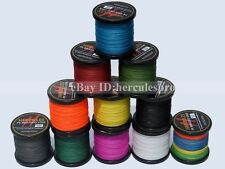 547 Yards 500M Hercules PE Dyneema Spectra 4 Strands 10-100LB Braid Fishing Line