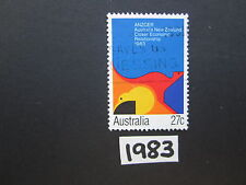 Australian Stamps: 1983 Aust/NZ Closer Economic Relationship USed