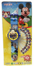 Lot Mickey Mouse 24 Different Patterns Projection watches Children Gifts T128