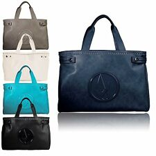 Borsa shopping bag ARMANI JEANS in ecopelle con borchiette