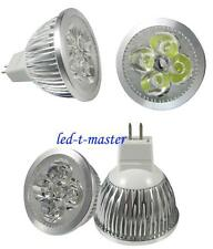 2PCS 12W MR16 LED bulb 4*3W Spot light down lamp GU5.3 white 12V = Halogen 50w