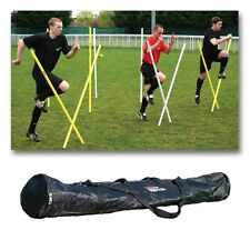 NEW Diamond Agility Slalom Pole Sets - Cheap Boundary Training Speed Pole Set