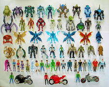 Ben 10 Action Figures 10cm  CHOICE of Ultimate,Alien Force,Omniverse Bundle,Lot