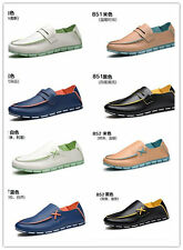 summer men's shoes breathable shoes lazy casual shoes slippers - multiple styles