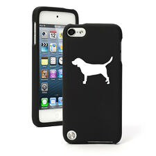 For Apple iPod Touch 4th 5th 6th Rubber Hard Case Cover Beagle Dog
