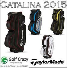 Taylormade 2015 Catalina Cart Trolley Bag Men's 14-Way Divider All Colours NEW