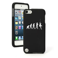 For Apple iPod Touch 4th 5th 6th Rubber Hard Case Cover Evolution Climber Climb