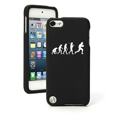 For Apple iPod Touch 4th 5th 6th Rubber Hard Case Cover Evolution Football