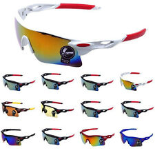 Sun Glasses Eyewear Goggle UV400 Lens Outdoor Sport Cycling Bike Bicycle Riding
