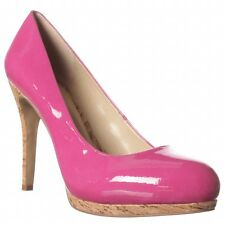 Nine West Selma Platform Pump - Pink