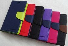 MERCURY WALLET STYLE FANCY FLIP DIARY CASE COVER FOR MICROMAX CANVAS 2.2 A114
