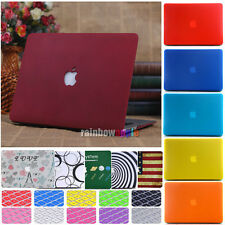 Rubberized Matt Hard Case Skin + Keyboard Cover for Macbook Pro 13 '' & Retina