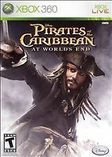 Disney Pirates of the Caribbean at World's End - XBOX 360 Complete