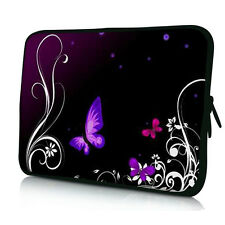 "Butterfly 15"" Case Computer Bag Cover Sleeve Pouch For 15.4"" 15.5"" 15.6"" Laptop"