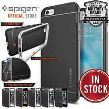 [FREE EXPRESS] Spigen Neo Hybrid Soft Case w Bumper for iPhone 6S / 6