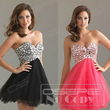 2015 New Bridesmaid Evening Party Prom Homecoming Dresses Stock Size 6-16