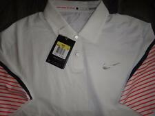 NIKE TIGER WOODS COLLECTION GOLF DRI-FIT POLO SHIRT S MEN NWT $90.00