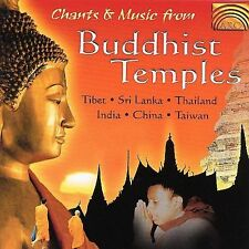 Chants and Music from Buddhist Temples, New Music