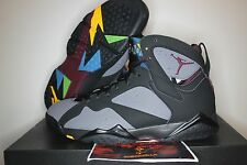 2015 Nike Air Jordan Retro VII 7 Bordeaux Light Graphite 304775-034 SHIPS NOW!!