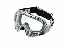 RAVS PROTECTIVE GOGGLES - ENDURO - CROSS GOGGLES - MOTOCROSS GLASSES MOTO BIKE