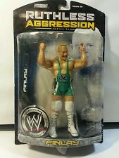 wwe action figures 7in._ FINLAY_ Ruthless Aggression 26_ new 2007 box JAKKs