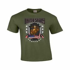 Marine Corps U.S. United States Marines USMC Military Men's Tee Shirt