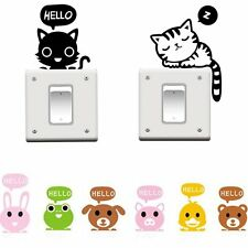 Baby Nursery Room Removable Switch Vinyl Decal Art Mural Home Decor Wall Sticker
