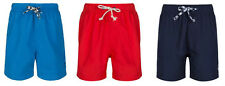 Boys Navy, Red & Blue Swim Shorts Swimming Shorts Ages 12 Months - 14 Years