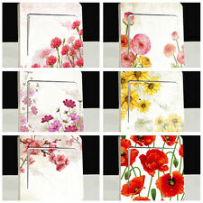 1x Flowers Switch Cover Wall Stickers Light Decor Decals Baby Room Art Mural WUS