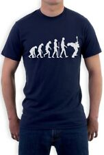 Evolution of a Rock Guitarist - Funny Musician Rocker T-Shirt Guitar Player