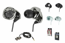 NEW MonoPrice Hi-Fi Enhanced Bass Noise Reducing Earbuds - Ships Fast
