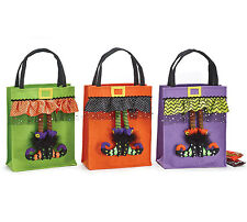 Halloween Witch Tote Personalized Trick or Treat Bag w/ FREE Personalization!!