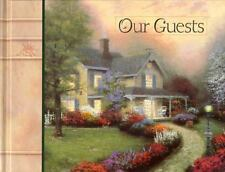 OUR GUESTS [9781565076143] - THOMAS KINKADE (HARDCOVER) NEW