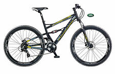LAND ROVER DYNAMIC FULL SUSPENSION MOUNTAIN BIKE LIMITED EDITION 24 SPEED GEARS