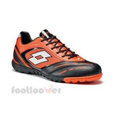Shoes Lotto Football 5 Stadio Potenza VI 700 TF R8194 man Orange Black