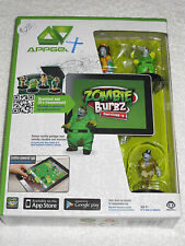 APPGEAR Zombie Burbz SERVICE Amplified Reality Game iOS iPad2 iPhone4 Android