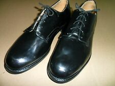 U.S Military Issue Men's Dress Shoes Leather Upper Rubber Soles Honor Guard Army