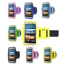 Sports Gym Running Armband Pouch Arm Band Case Cover for HTC One M9 Case Armband