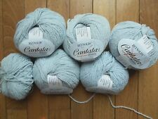 """Reynolds Cantata """"Luxury cotton with memory"""" 5 skeins #204"""