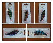16g PredX RAINBOW RATTLER TIGER Lures for Pike & Predator Fishing WB01