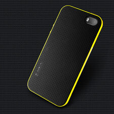 TPU Frame Slim Protective Hybrid PC Bumper Case Cover For Apple iPhone 5 / 5S