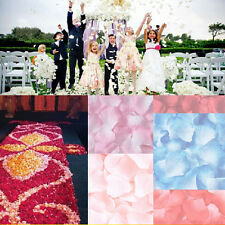 Flowers  500pcs Rose Petals  Wedding Flower Petals  The Simulation Of Petals
