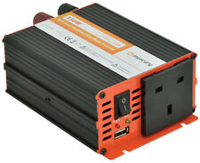 top quality 150w inverter 24v 24 volt ideal HGV truck lorry horsebox + USB port
